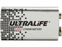 Side Shot of the Ultralife 9-Volt Lithium Battery