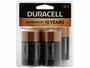 4-Pack of Duracell MN1300 D Batteries