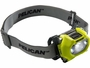 Pelican 2765C LED Headlamp - 155 Lumens - Includes 3 x AAA - Black or Yellow