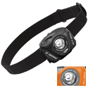 Princeton Tec EOS II Intrinsically Safe Headlamp - 1 x LED - 105 Lumens - Class I Div 1 - Includes 3 x AAAs - Black or Orange