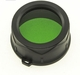 JETBeam MFG38 green filter front view