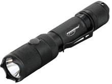 Powertac E5 (Gen IV) LED Flashlight - CREE XM-L2 U2 - 980 Lumens - Uses 1 x 18650 or 2 x CR123A