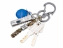 rovyvon u8 carabiner on a set of keys with other edc gear