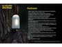 Nitecore LR50 Camping Lantern Battery Pack and Charger alternate view 20