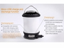 Slide two for Fenix CL30R lantern