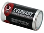Negative End of D Battery