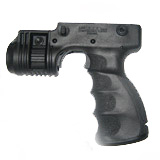"The Mako Group - FAB Defense Tactical Foregrip with 1"" Flashlight adapter and On/Off Trigger T-GRIP"
