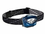 Princeton Tec VIZZ Headlamp - Maxbright and RED LED - 420 Lumens - Uses 3 x AAA (Included) - Blue