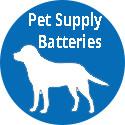 Pet Supply Batteries