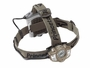 angled view of princeton tec appex headlamp olive