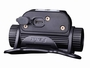 Fenix HM65R headlamp with view of USB-C port