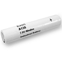 Exell A135 7.5V Alkaline Industrial Battery for YSI 46 TUC Electronic Thermometer - Replaces Eveready E135N
