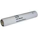 Exell A136 9V Alkaline Industrial Battery for Portable Tachometers, Meters - Replaces Eveready E136N, E625N