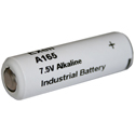 Exell A165 E164 7.5V Alkaline Industrial Battery for Yashica Camera, MK-328 Spy Radio - Replaces Eveready EN165A