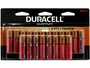 20-Pack Retail Card of Duracell Quantum QU1500 AA Batteries