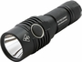 Nitecore MH23 flashlight at side angle