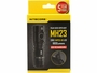 Nitecore MH23 flashlight packaging