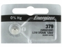 Energizer 379 coin cell in 1 piece tear strip packaging