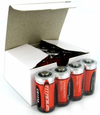 Wholesale CR123A Battery Cases