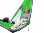 Lime and Gray Hammock