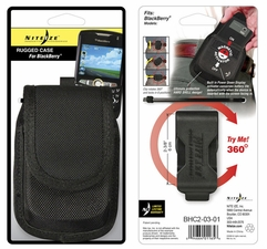 Nite Ize Rugged Case for Blackberry Cell Phone (BHC2-03-01)