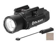 BUNDLE: Olight PL-PRO Valkyrie Rechargeable LED Weapon Light and RPL-7 Pressure Switch - CREE XHP 35 HI NW - 1500 Lumens - Uses Built-In Battery Pack