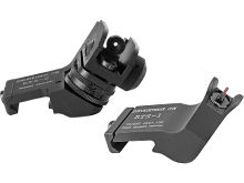 SureFire DD-RTS-FO Rapid Transition Sights With Fiber Optic Inserts