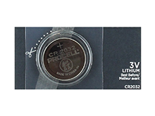 Duracell Procell CR2032 265mAh 3V Lithium (LiMnO2) Coin Cell Watch Battery - 1 Piece Tear Strip, Sold Individually