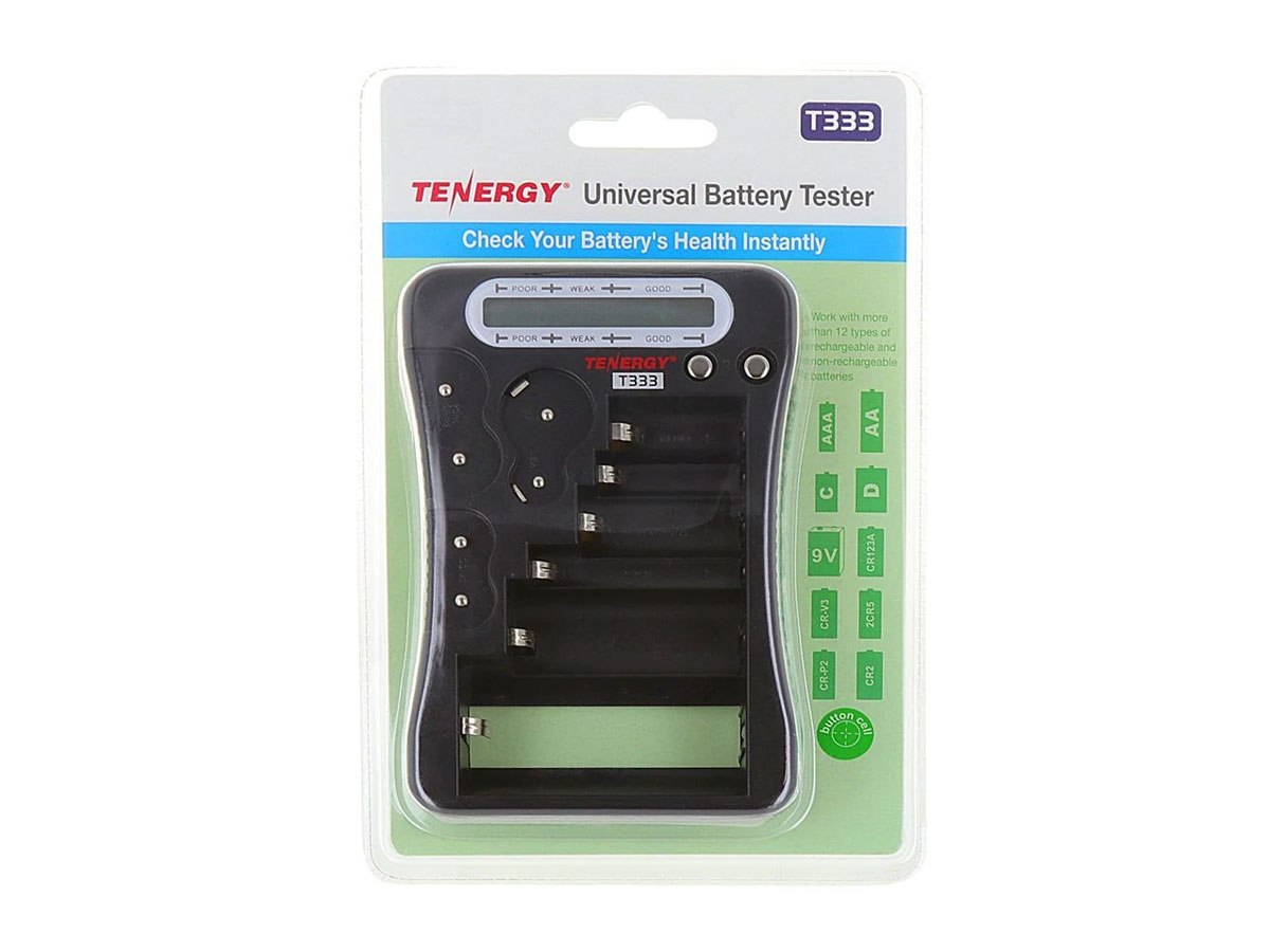 tenergy t-333 packaging front