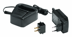Petzl DUO Wall Charger - 110/240V Compatible - Fits ACCU DUO Headlamps (65200-2)