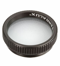 TerraLUX / Lightstar Corp. White Flashlight Filter - Fits TT-5 and TDR-2 Flashlights (TCF-W)
