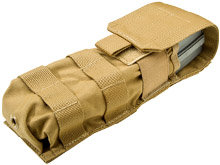 Surefire V92 Nylon Pouch for MAG5 60-Round High-Capacity Magazine - Coyote Brown