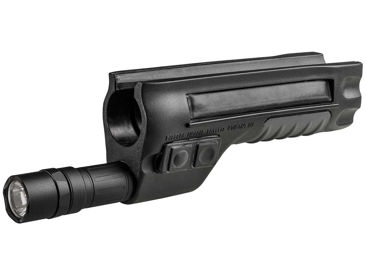 SureFire 618LMG-B side profile
