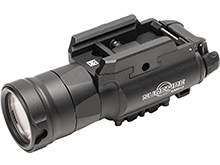 SureFire XH30 Ultra-High Dual-Output Holster WeaponLight - 1,000 Lumens - Includes 2 x CR123As (XH30)