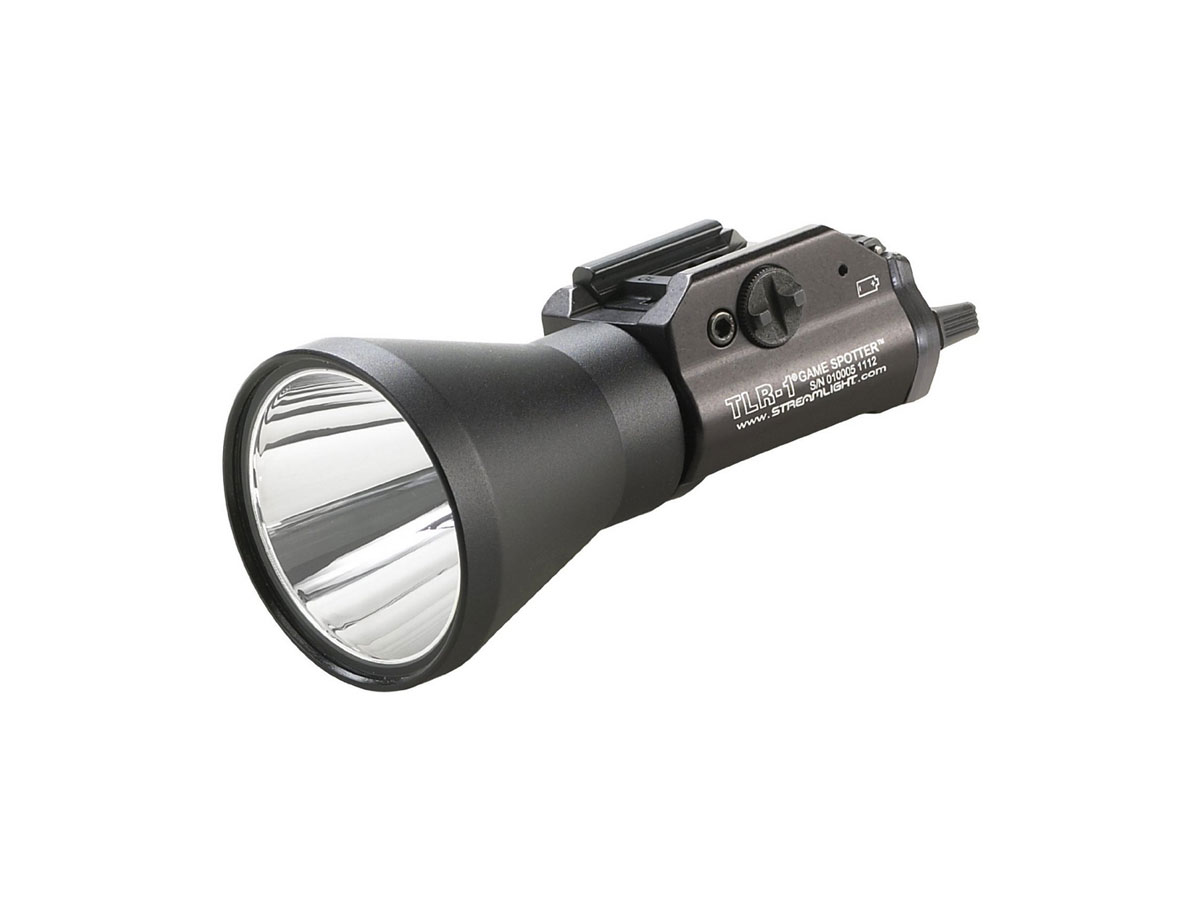 Long-Range LED Weapon Light