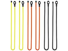 Nite Ize Gear Tie Loopable Twist Tie 18 in. - 2 Pack - Multicolor Options