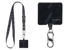 Nite Ize Hitch Phone Anchor and Lanyard - Black