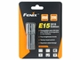 Packaging for Fenix E15 flashlight