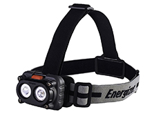 Energizer Hard Case Professional LED Magnetic Headlamp - 250 Lumens - Includes 3 x AAAs - HCHDM32E
