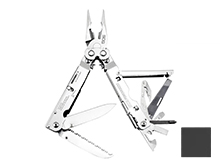 SOG PowerAssist Multi-Tool - Includes 12 Tools - Satin (S66N) or Black Oxide (B66N) Finish - Nylon Sheath Included