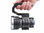 MecArmy CL52 flashlight handle in hand