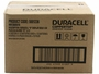 Box of 72 Duracell MN1300 D-cell Batteries