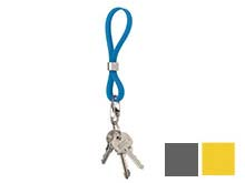 Nite Ize Cinch-A-Lot Stretch Strap - Available in Blue, Yellow, or Charcoal