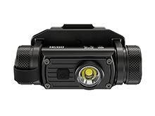 Nitecore HC60M Rechargeable LED Helmet Light - CREE XM-L2 U2 - 1000 Lumens - Includes 1 x 18650