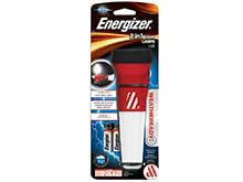 Energizer Weatheready 2 in 1 Emergency Light - 55 Lumens - Includes 2 x AA Batteries - WRAH21E