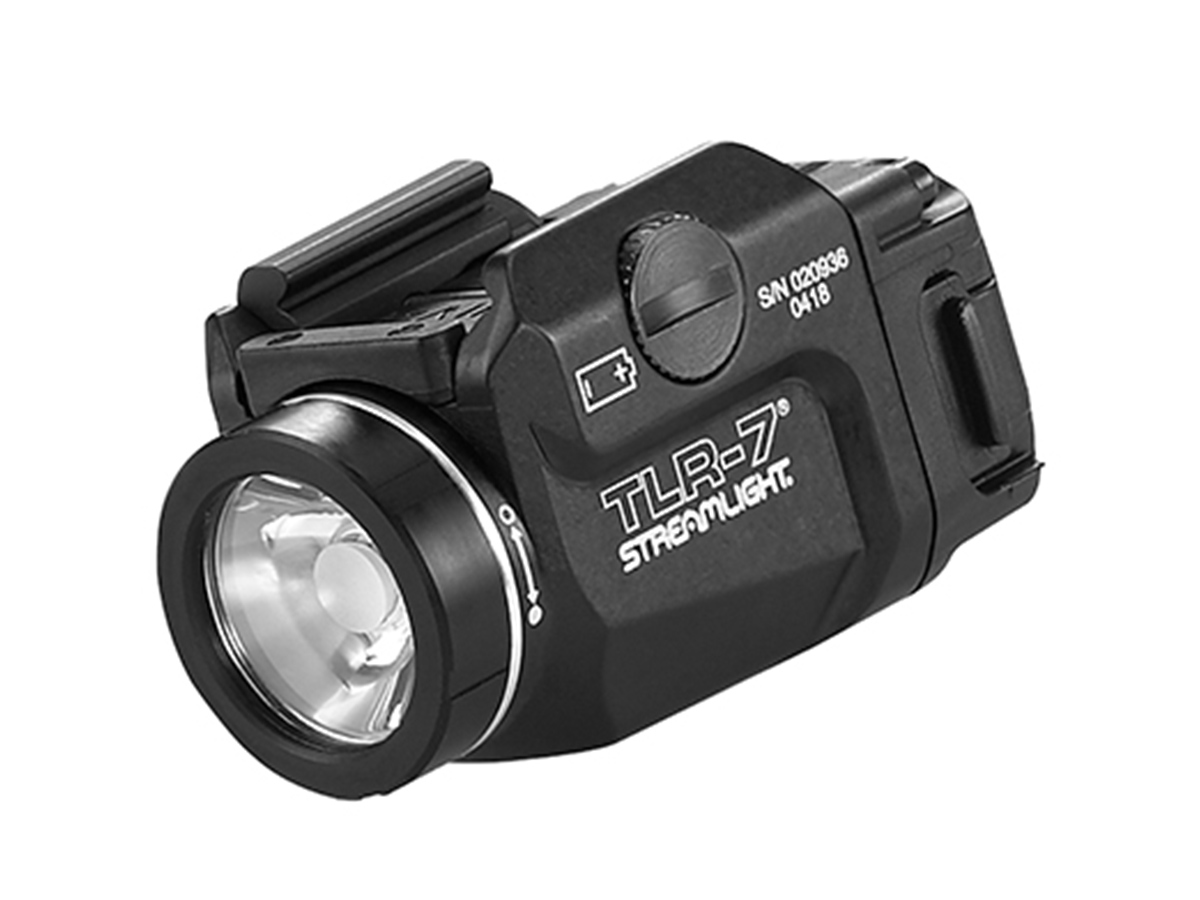 streamlight tlr-7 pistol light