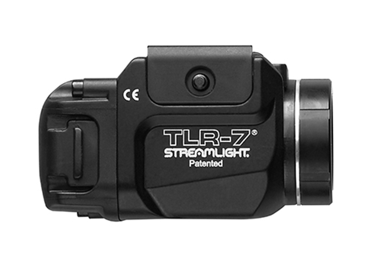 back side of streamlight tlr-7