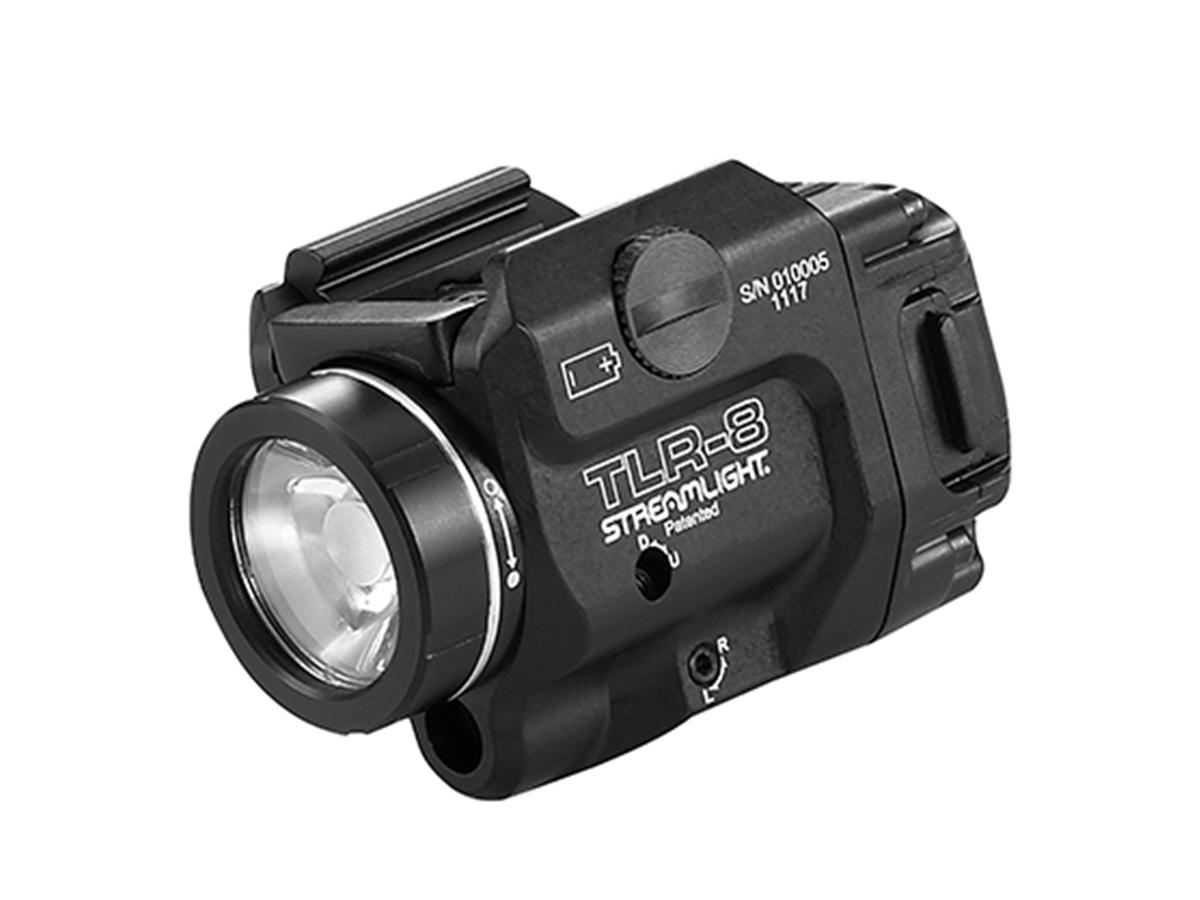 streamlight tlr-8 pistol light
