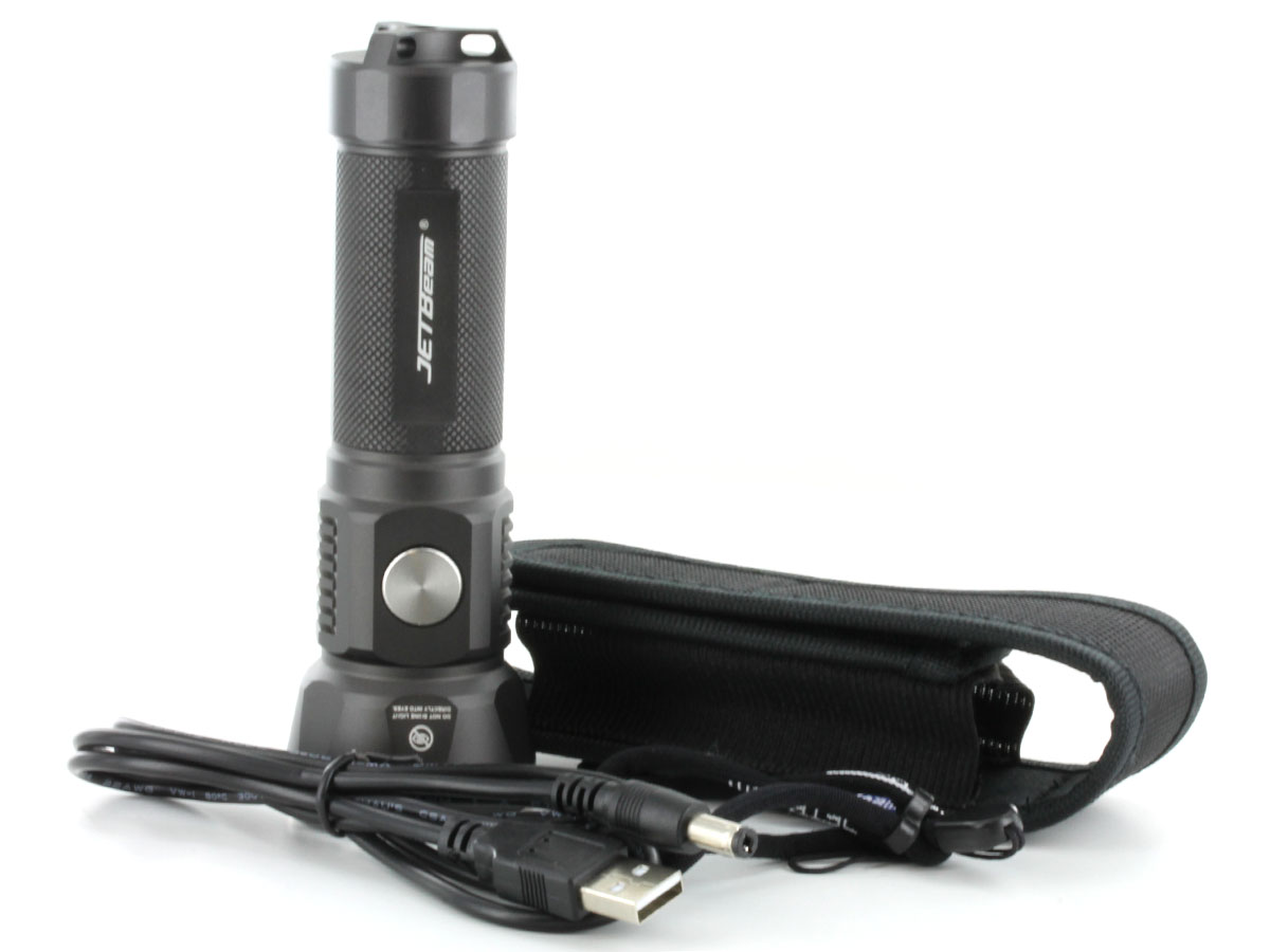 T4 Pro Includes Holster, Charging Cable and Lanyard