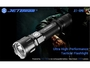 jetbeam jet iiimr flashlight manufacturer slide stating lumens distance